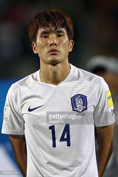 Han Kook Young of South Korea during the 2018 FIFA World Cup Qualifier Final Round Group A match between Syria and South Korea at The Tuanku Abdul...