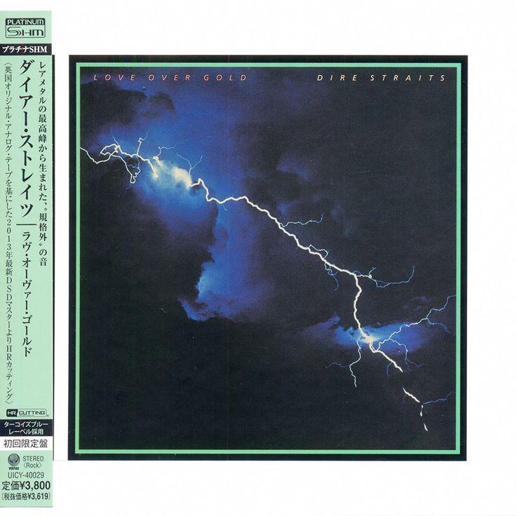 Dire Straits - Love Over Gold - Japan Platinum SHM - UICY-40029 - CD