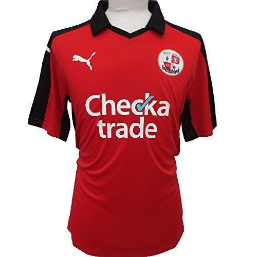 crawley town fc home shirt