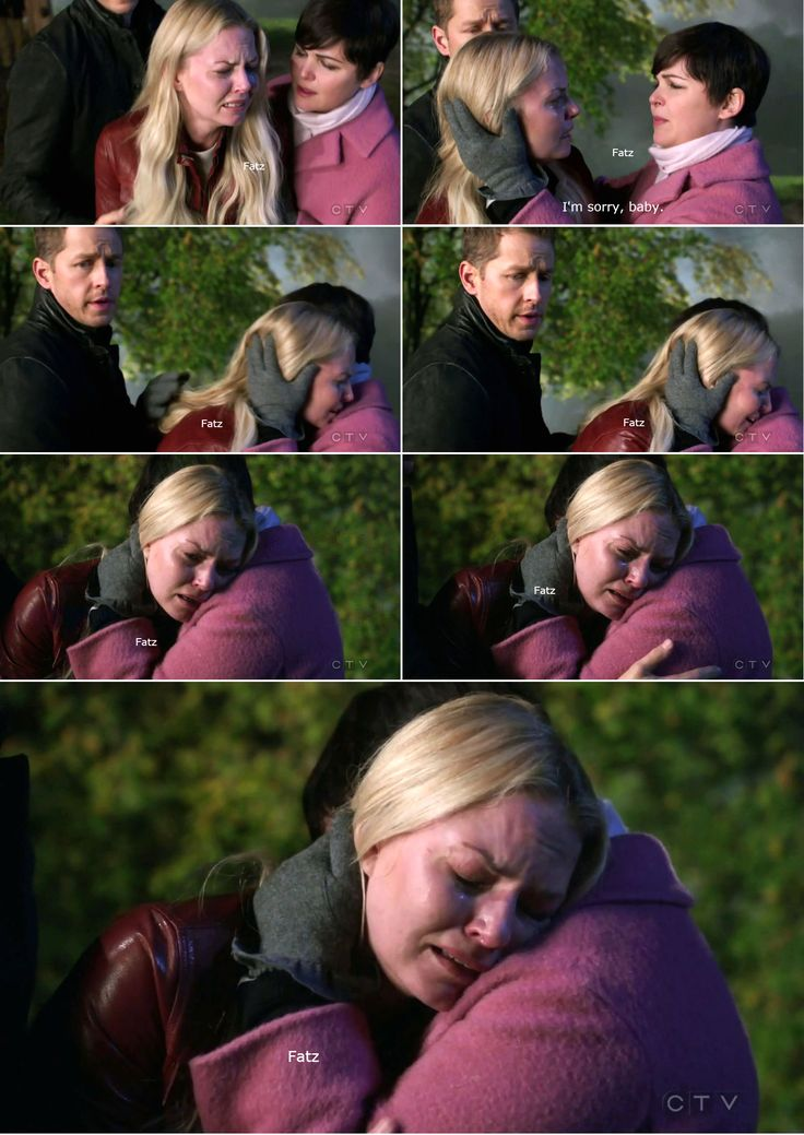 Emma Swan  David and Mary Margaret   5   11  quot Swan Song quot   Snowing  TheCharmings