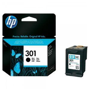 HP Ink Cartridge – Black; 301