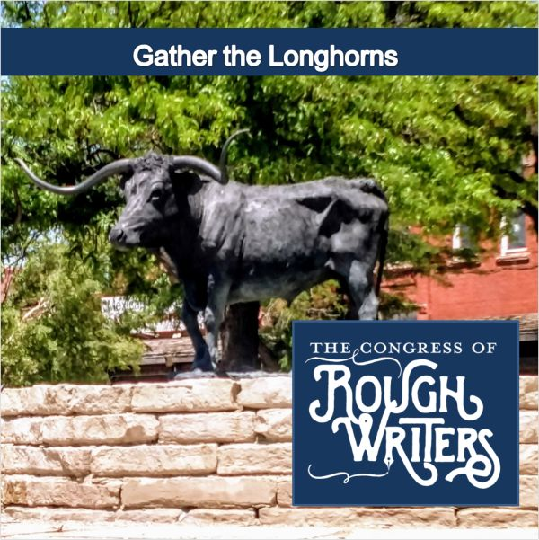 Gather the Longhorns Carrot Ranch @Charli_Mills