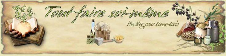 Recettes et astuces pour cosmétiques, savons, produits d'entretien, cuisine, santé, jardin...