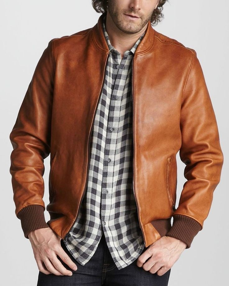 1000  ideas about Mens Bomber Jacket Sale on Pinterest | Leather