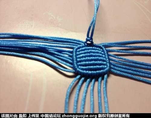 小椅子、教程(加桌子图)-编法图解-立体绳结教程与交流区-中国结论坛 - 手机版