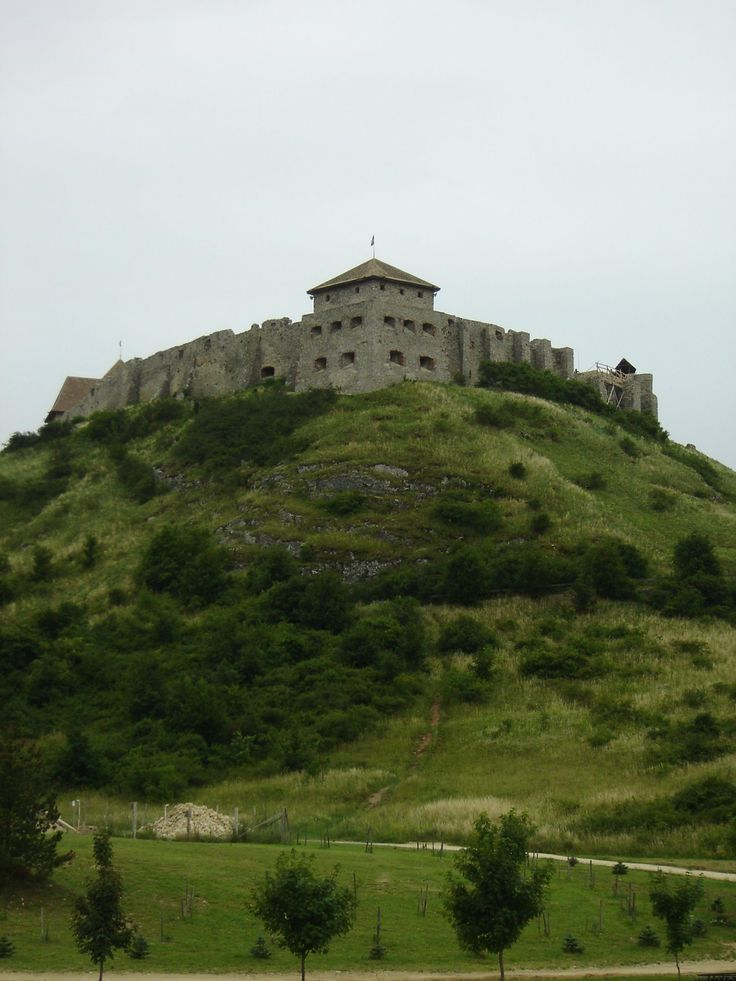 Castle of Sümeg
