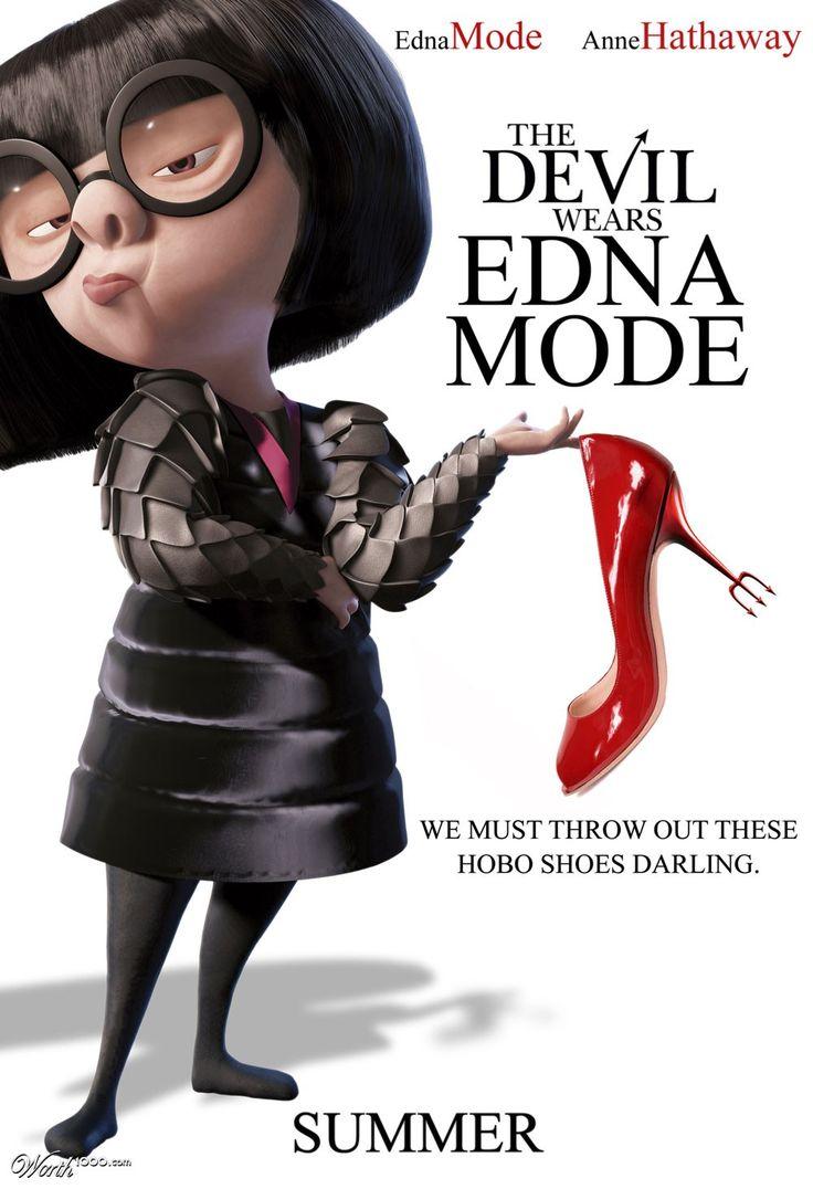 Best 25 Edna Mode Ideas On Pinterest Incredibles