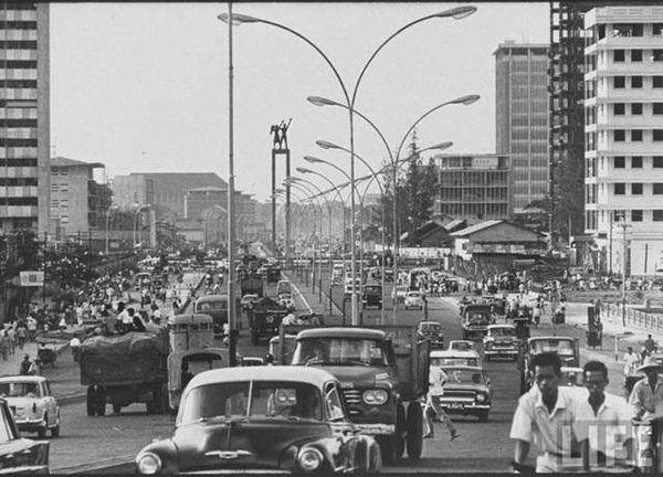 Sejarah Jalan Jenderal Sudirman | Jelajah Sejarah