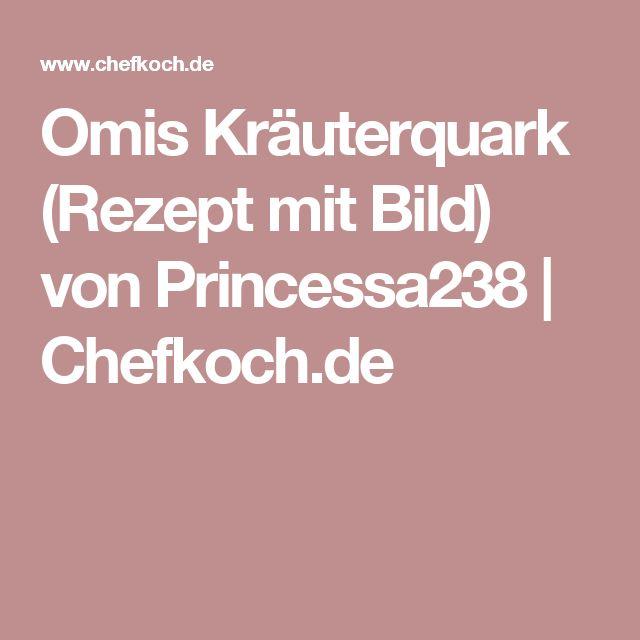Omis Kräuterquark (Rezept mit Bild) von Princessa238 | Chefkoch.de