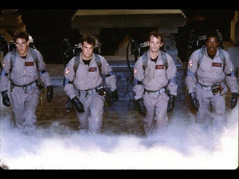 Ghostbusters Music Video HD - YouTube