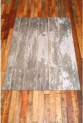 Shop Trompe Lu0027Oeil Floor Mat   Distressed Floor At Urban Outfitters Today.  We Carry All The Latest Styles, Colors And Brands For You To Choose From  Right ... Home Design Ideas