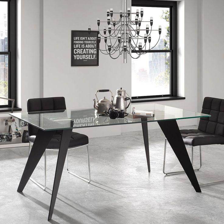mesa de comedor moderna nack cm vintage muebles decoracion casa