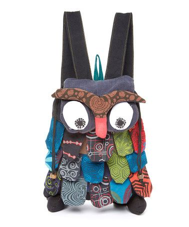 Love this Blue Owl Backpack on #zulily! #zulilyfinds