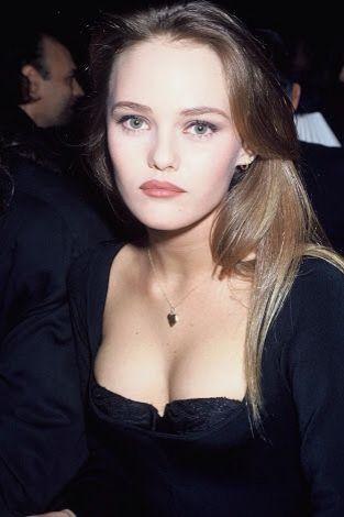 Vanessa paradis young