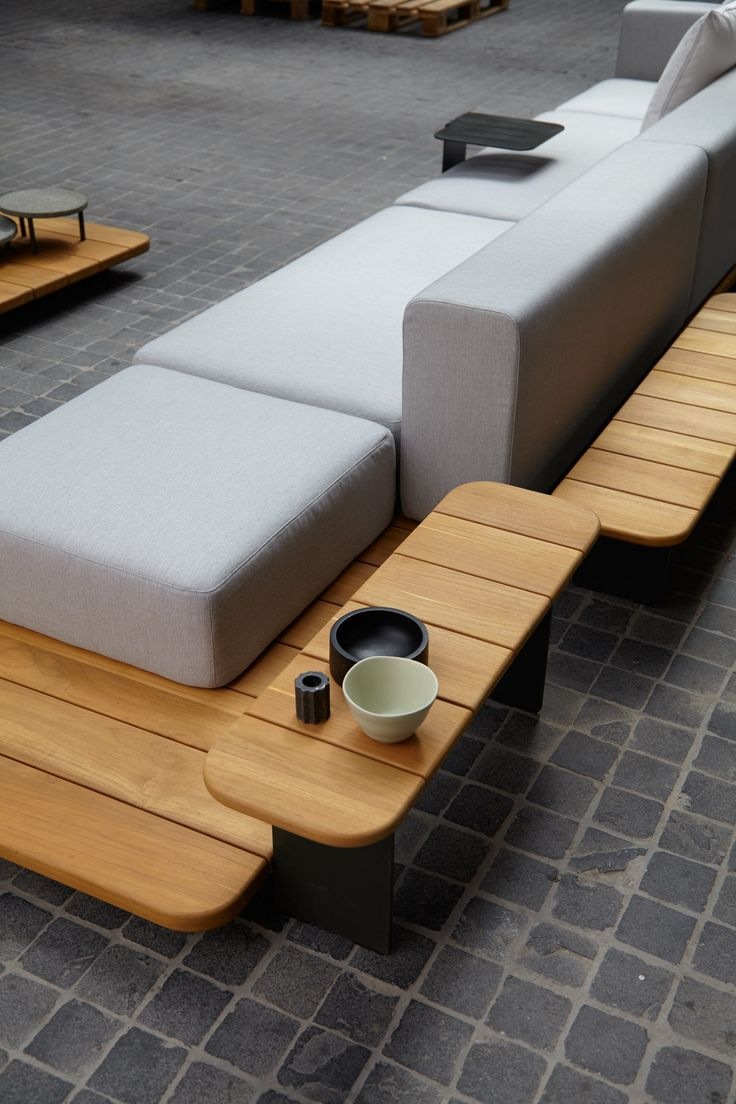 New Outdoor Furniture Collections from POINT