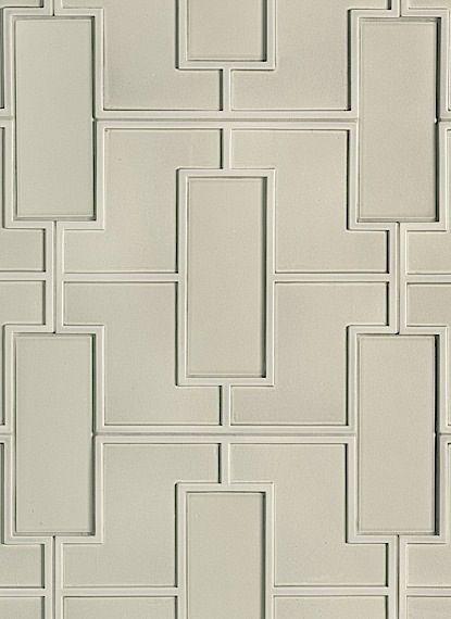 Walker Zanger - Studio Moderne:  Fretwork, Mica Gloss