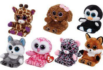 Betaalbaar en veilig speelgoed voor kinderen op Ty Knuffels. Angry Birds, ty mutsen boegeroep en denim Nijntje zijn enkele van de favoriete speeltijd partners kids