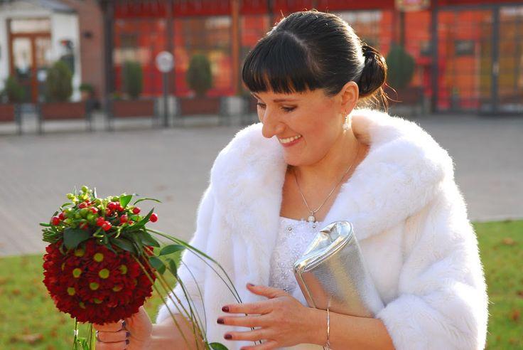 Realizovaná svatební kytice