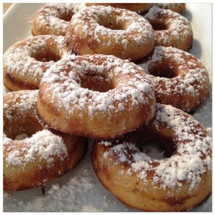 Donuts - Natalies Keuken