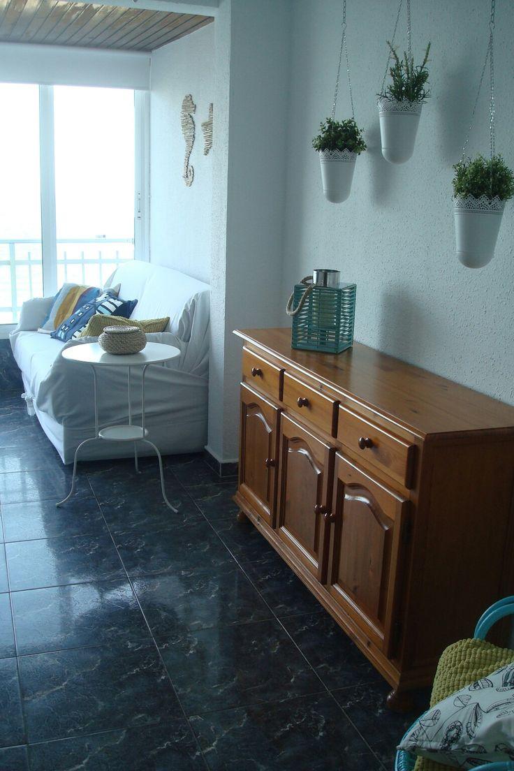Pequeña reforma en un apartamento de verano de 40m2