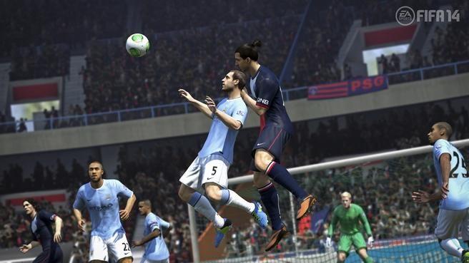 EA SPORTS desvela grandes novedades en FIFA 14