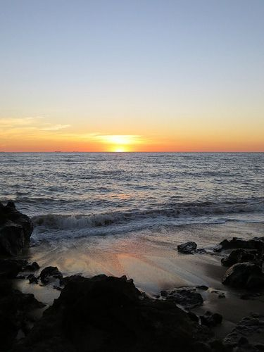 Sunrise, Point Samson, Western Australia