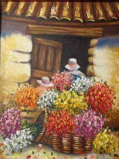 Quispejo pinturas buscar con google cuadros de las for Bioshock jardin de las recolectoras