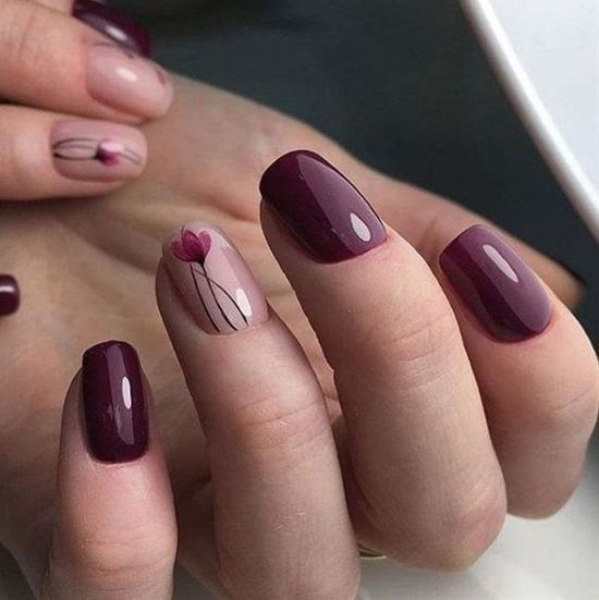 Best 25 latest nail designs ideas on pinterest latest nail art 20 lovely nail art designs you should try this year prinsesfo Choice Image