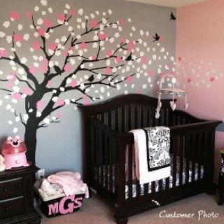 Baby Girl's Nursery!!