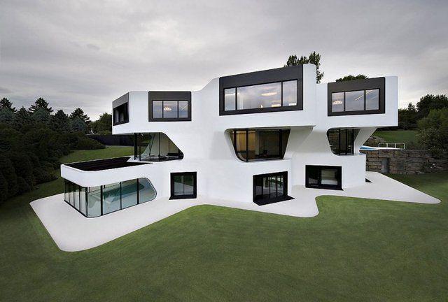 Dupli Casa by J. Mayer H.