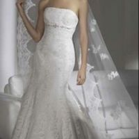 Kathy de Stafford providence dress - Dublin 18 - Bridal / Wedding Dresses - Kathy | RentmyDress.ie
