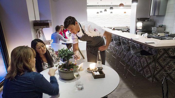 Restaurantanmeldelse av Bokbacka: Norden har landet på Frogner