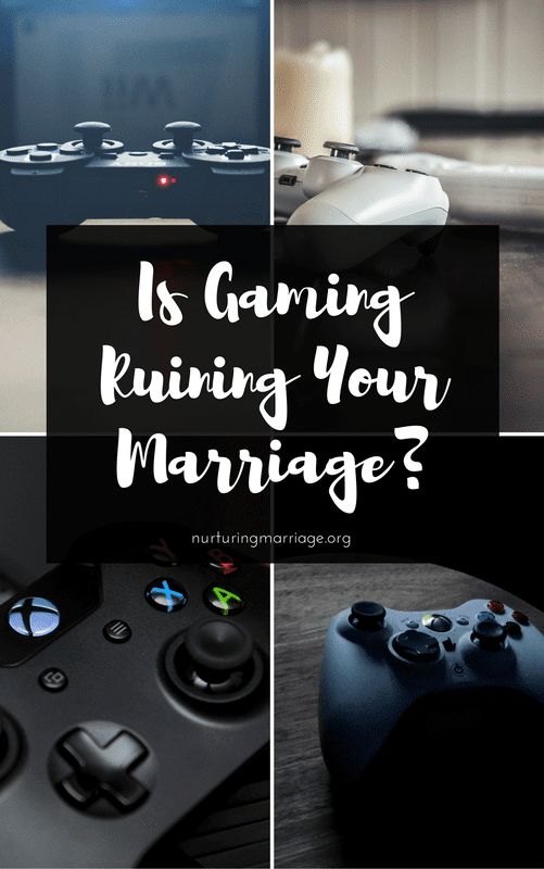 video games are ruining my relationship