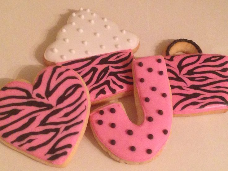 Cookies con glamour