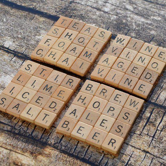 108 best Scrabble tile crafts images on Pinterest ...