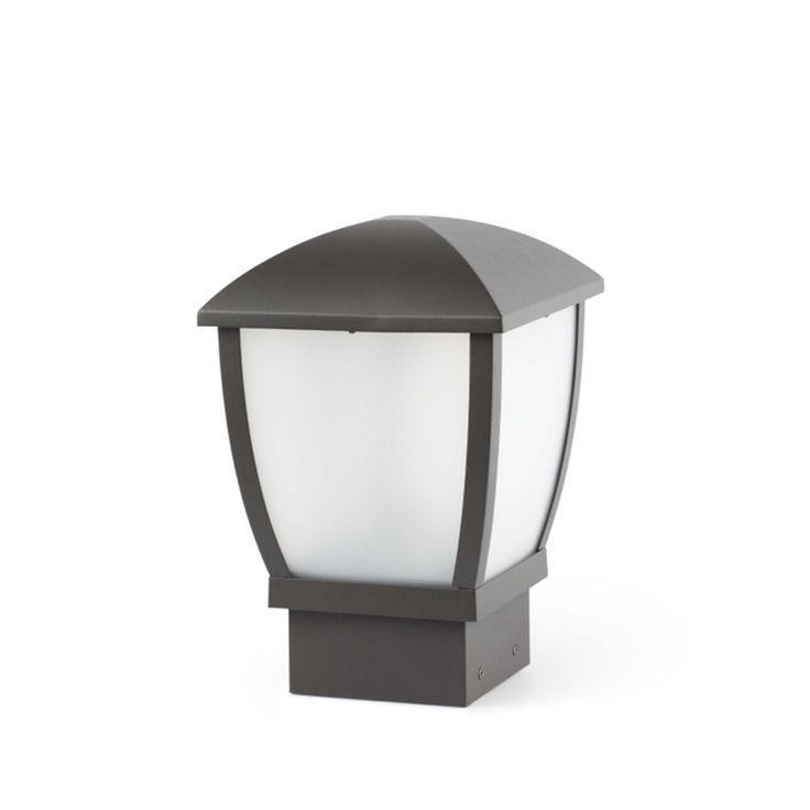 Lámpara para muro de jardín clásica #lamparas #jardin #iluminacion #led #decoracion #interiorismo #luz #verano