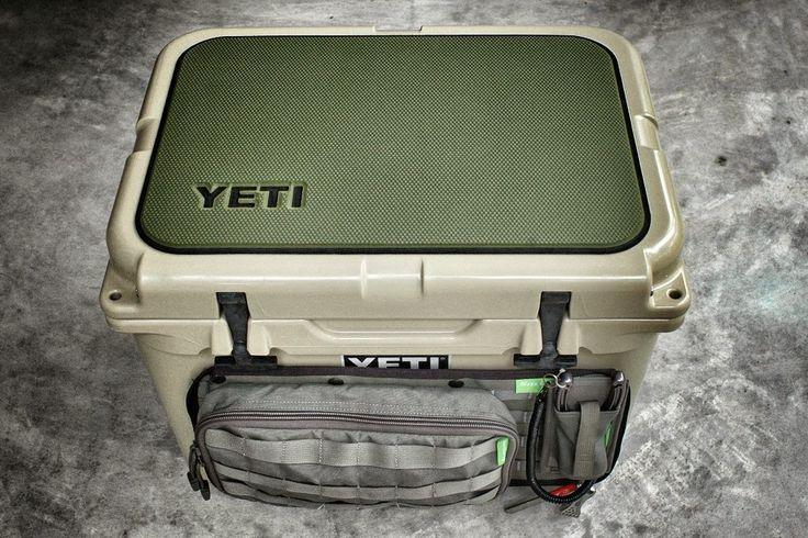 The Fiberglass Manifesto: The YETI Coolers Tundra 35 Project
