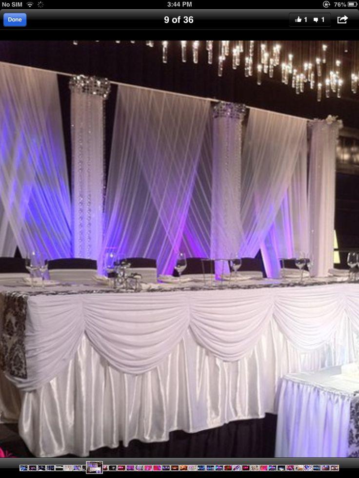 wedding stage decoration pics%0A Nice backdrop    Civil WeddingWedding StageWedding