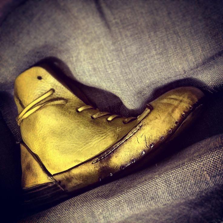 Nihomano Opanca sneaker Yellow