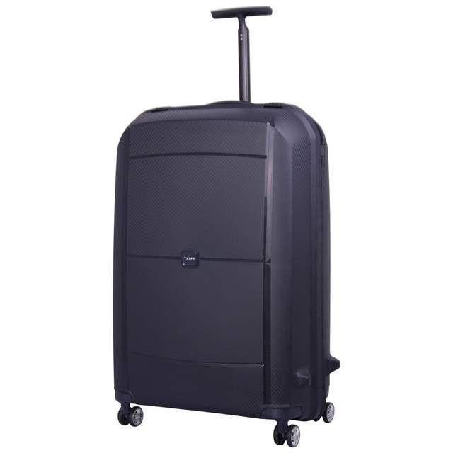 Superlock Large 4 wheel Suitcase 77cm MIDNIGHT