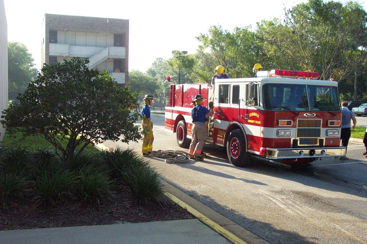 Students and area firefighters use the Fire Simulation Lab to perform live fire training under controlled conditions. http://www.seminolestate.edu/?utm_source=Pinterest_medium=Link_campaign=Virtual%2BTour