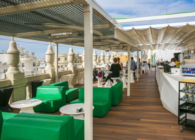 Valencia - Ático Ateneo Lounge (fotorelato)