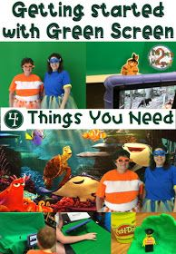 Great blog from Anita Goodwin on what you need for your classroom to get up and running with Green Screen classroom projects. Excellent tips and tricks to make the highest quality videos.