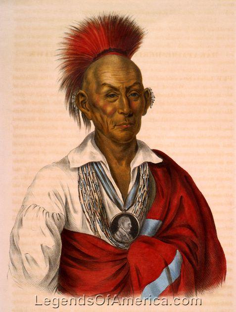 Wood River Kia >> Black Hawk, Sac and Fox | Native American Indians and ...