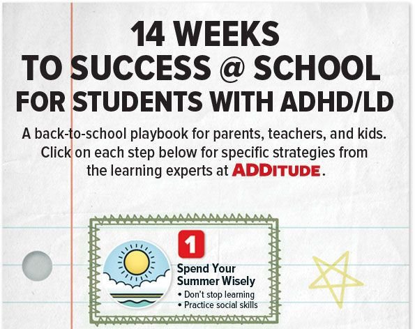 GREAT infographic for students w. ADHD!  http://www.additudemag.com/adhd-school-success.html