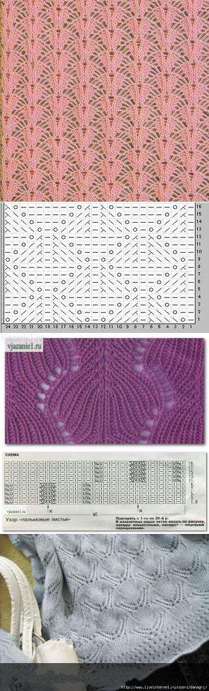 . Patterns raggi | 05 - Ажур. | Постила