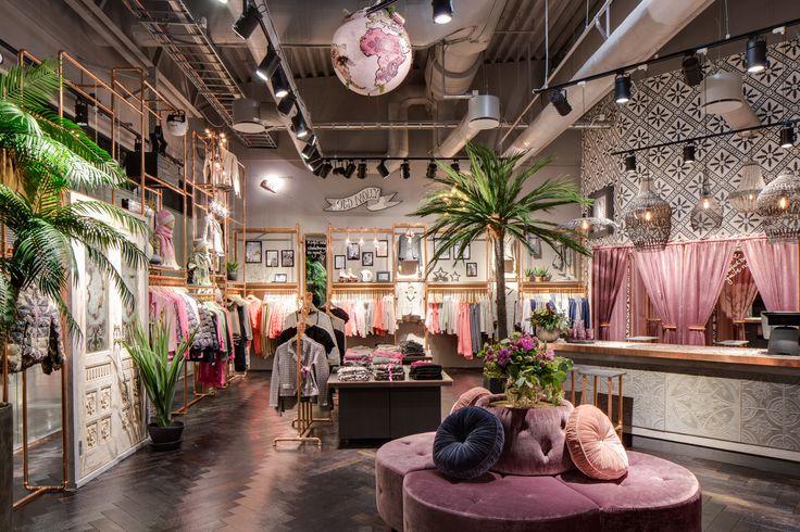 odd molly boutique lund sweden interior shop boho
