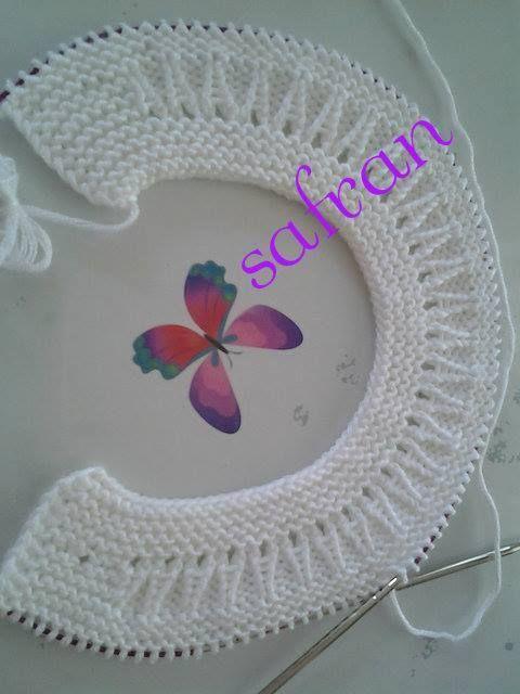 RESİMLİ ANLATIM BEBEK YELEĞİ (5) [] #<br/> # #Baby,<br/> # #Html,<br/> # #Tissue,<br/> # #Fashion,<br/> # #Crochet<br/>