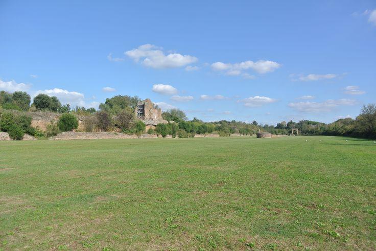 Circus of Maxentius #rome