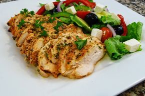 Pollo estilo Libanés ~ Cocina Facil
